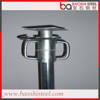 Adjustable Scaffolding Steel Shoring Prop for construction