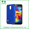 Durable TPU+PC Matte UV coating finish 2 in 1 dual layer armor combo phone case cover for Samsung galaxy s5