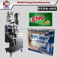 Automatic Seasoning Granule Packing Machine, filling 1-150ml, Hondon Brand, PLC Control