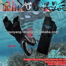 Sharp Titanium Diving Knife and hooks,High quality and corrosion resist