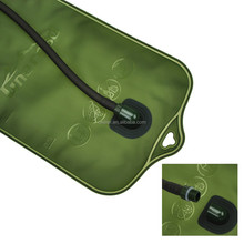 Olive Green Hydration Outdoor sports emergency Water Bag Container
