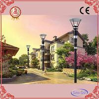 New generation IP 65 3 years warranty solar garden wall light for sale