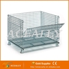 stackable metal pallet wire cage