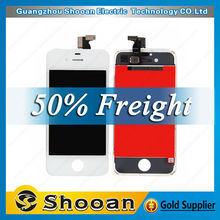 foxconn technology for iphone4s lcd digital display,for iphone 4s lcd touch digitizer screen