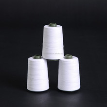 White 100 cotton sewing thread 50/2