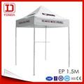 Econômico metal frame pop-up tenda gazebo peças