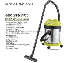 wet and dry vacuum cleaner for Akash vacuum cleaner 20L vacuum machine in yongkang