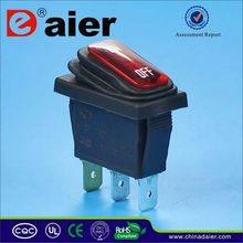 Daier carling toggle switch
