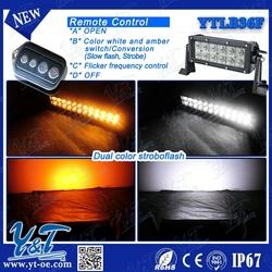 mini lightbar AUTO Vehicle Strobe Warning Flash Emergency Lights Bar LED Spot Light For all vechiles