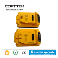 For Dewalt battery 20V 2.0Ah Max Lithium Ion Compact Battery Pack DCB203