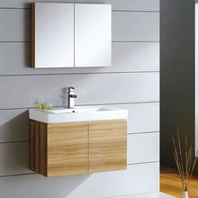 Modern Cheap Wall-mounted Lowes Used Bathroom Vanity Cabinet