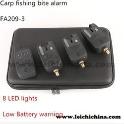 Wholesale wireless electronic bite alarm carp fishing tackle
