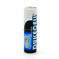 alkaline battery LR6 AA 1.5V 6 blister card metallic jacket