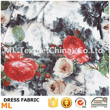 fashion handbag 2015 fabric digital printed polyester fabrics