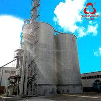 Hopper Bottom Steel Silo Storing Grain/wheats/soybean,Grain Bin Sheets Supplier