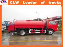 Caron steel 10cbm 4*2 spray water fire truck 6*6 fire fighting truck 6*4 forest fire truck