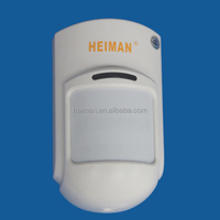 HEIMAN 110 degrees Pet-immunity wireless pir sensor wireless wide angle pir detector