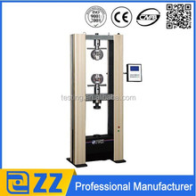 100kn digital electronic universal tensile testing machine/tensile strength tester