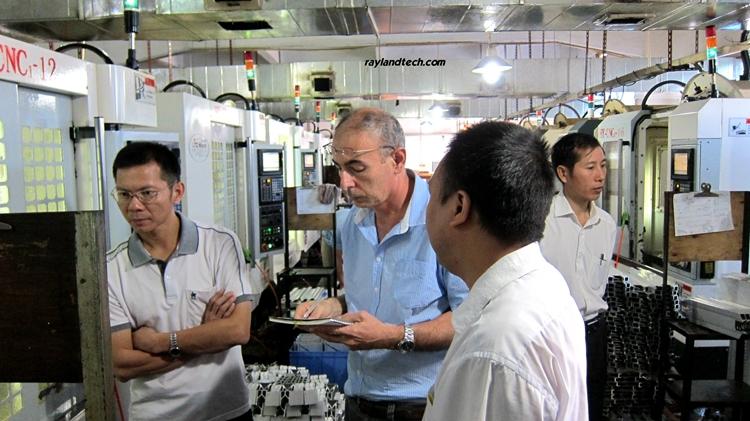 The customer is visiting workshop.jpg