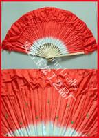 Factory price wholesale bamboo dance fan