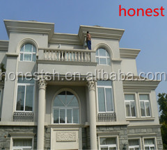 HPMC for exterior thermal insulation and finishing system (EIFS)