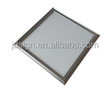 Office ceiling led light panel and led light illumination