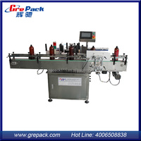 automatic round bottle labeling machine china supplier