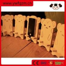 wooden cell phone holder,lazy phone holder,universal phone holder