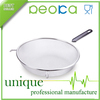 china eco 11-21cm kitchenware cooking tools metal sieve stainless steel wash cooking sieve