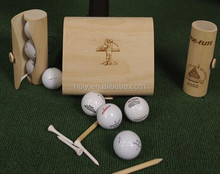 Gift and packaging for jewelry, golf balls and candy