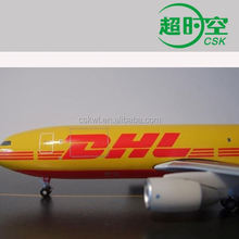DHL delivery to South Korea