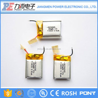 Wholesale products 3.7V 150mAh lithium-ion battery