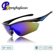 fashion UV400 bike sports eyewear