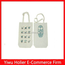 Wholesale hot stamping canvas tote bag