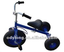 CE hot sell children tricycle easy to control be loved by kids deeply