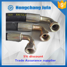 China supplier 3 inch high pressure cheap water gas oil rubber hose pipe