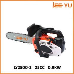 mini chain saw 2500 chain saw 25cc chain saw china manufacturer