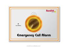 Healthcare Emergency Call Alert for Hospital patient, elderly, senior Wireless Bathroom Alarm Hallway Indication Light