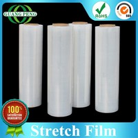 SGS Approved Transparent LLDPE Plastic Packaging Shrink Wrap Film