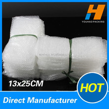 13*25cm Lightweight Air Bubble Bag With Good Toughness