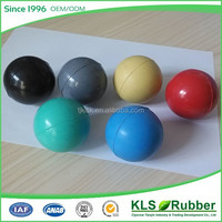 Rubber Material Skip Ball Type Blue Green Red Yellow Grey Sport bounce ball