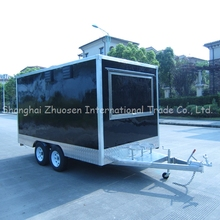 2015 Australia standard mobile food van/Mobile Kitchen Van/food van trailer ZS-VT390 A