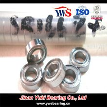 YWS Stainless Steel Ball Bearing with flanged outer ring SR166ZZ Bearing