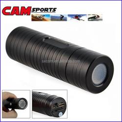 32GB Full HD 1080P Sports Bullet Camera Waterproof Metal Bullet Camera SJ2000