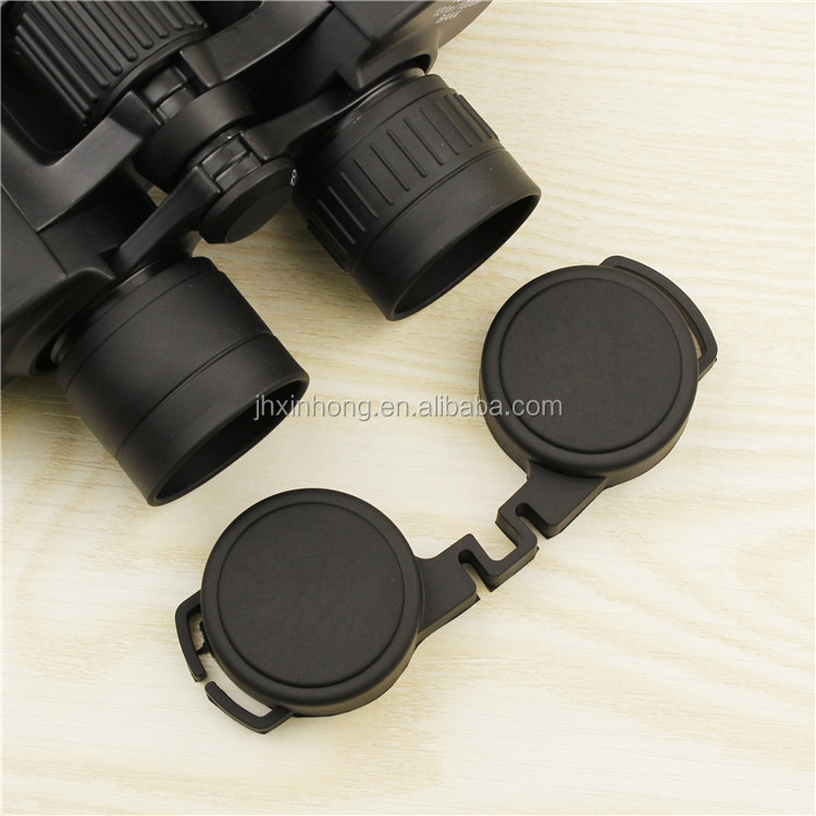 10x50 All-optical Long Distance Waterproof Floating Black Binocular Telescope With BAK4 Porro Prism For Outdoor Sport Hunting