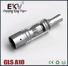 ekv hotest dry herb atomizer 510 screw dual coil dual tube binary dry herb exgo w3