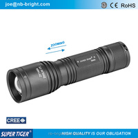 ITEM ZF7464 CREE XPG HIGH POWER ZOOMING LED TORCH