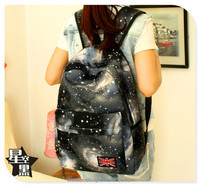 Personalized Design Space Backpack Sublimation Backpack