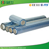 China pvc plastic film transparent soft pvc packing film