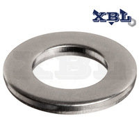 18-8 Stainless Steel Flat Washer